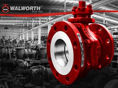 Walworth Industrial Valves Distributor Dubai