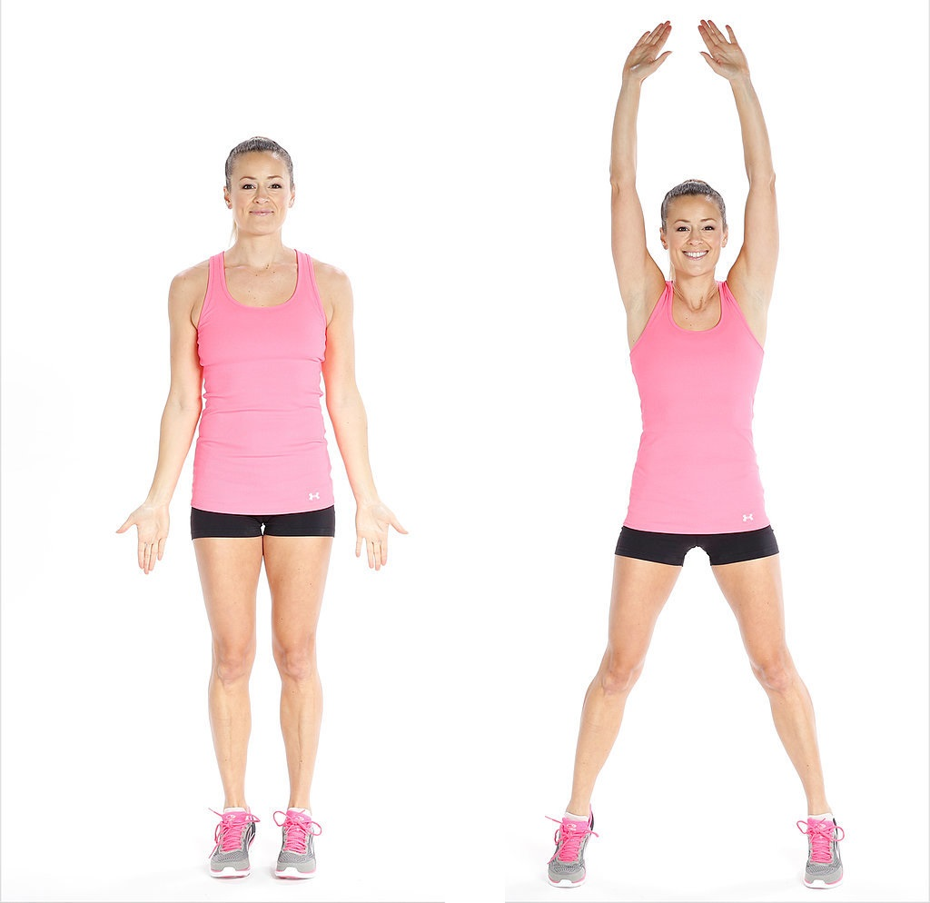 health benefits of jumping jacks exercise