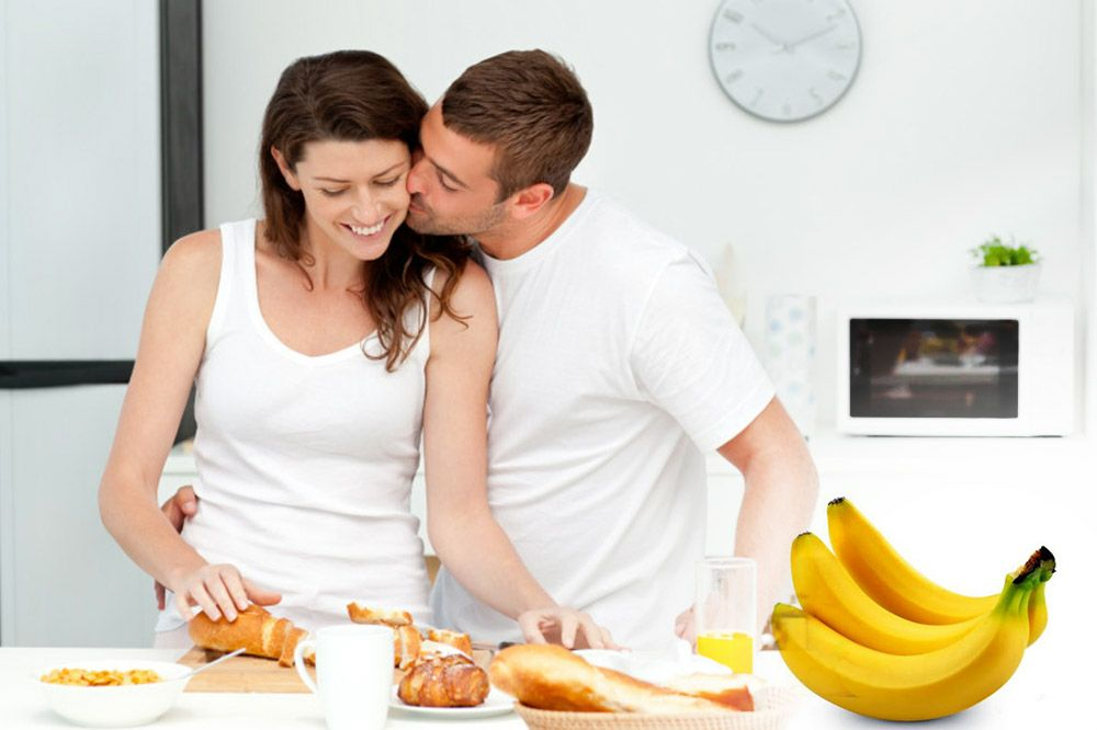 How do Bananas increase Men's Sexual Performance