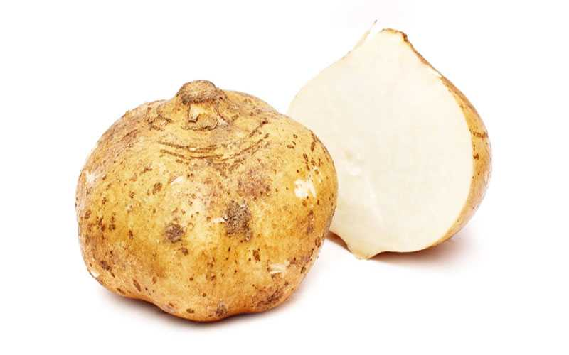 Health Benefits of Jicama