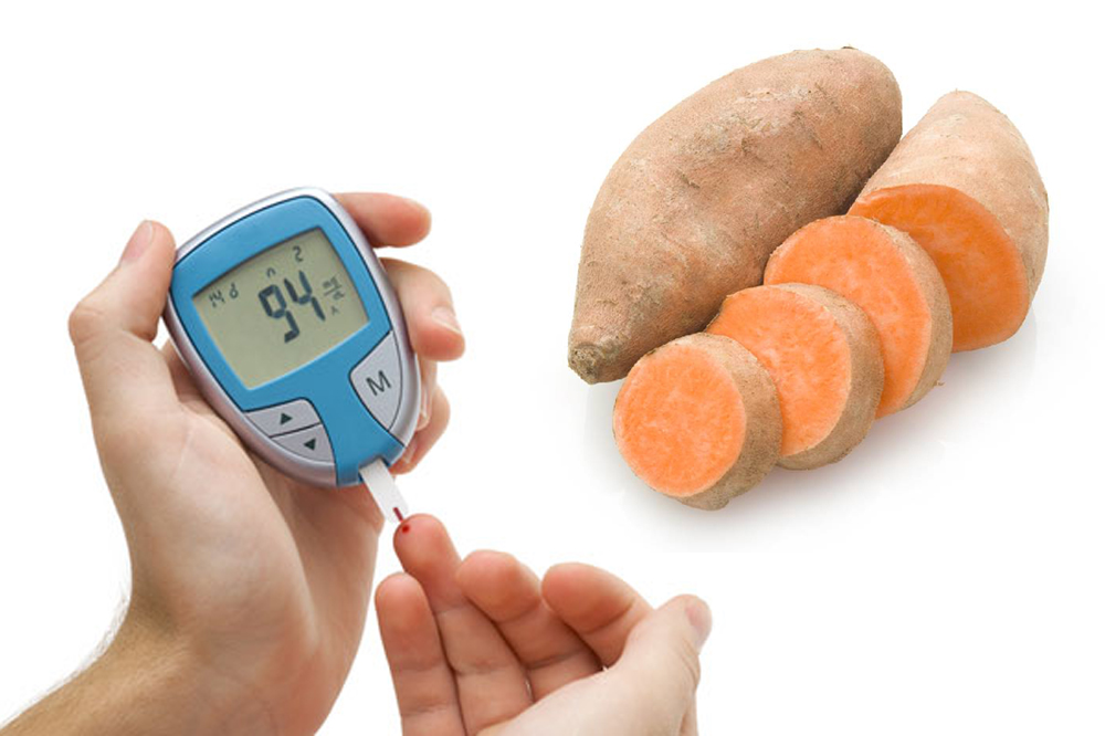 Sweet Potatoes are Good for Diabetes