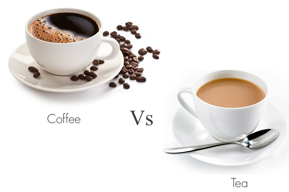 Why Coffee is better than Tea