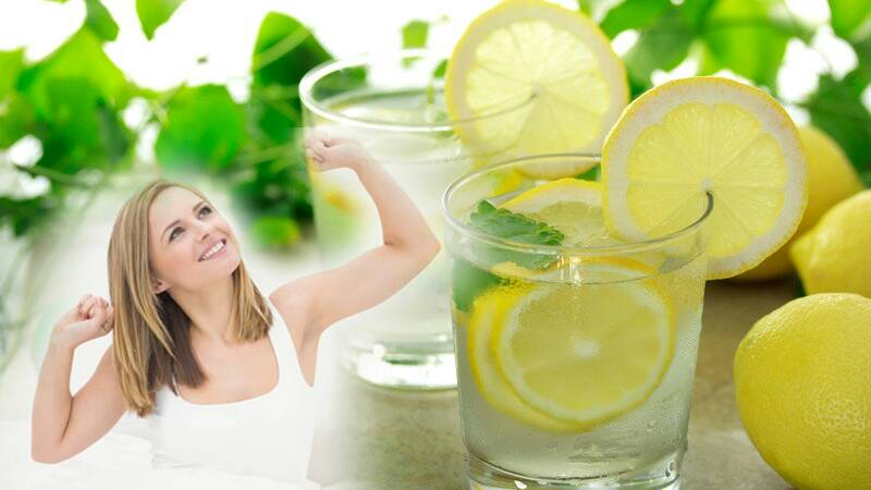 Why Lemon Water is Good in the Morning