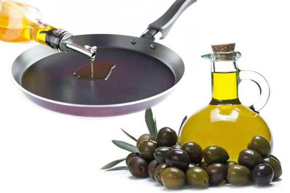 Why Olive Oil is Safe and Good for Cooking