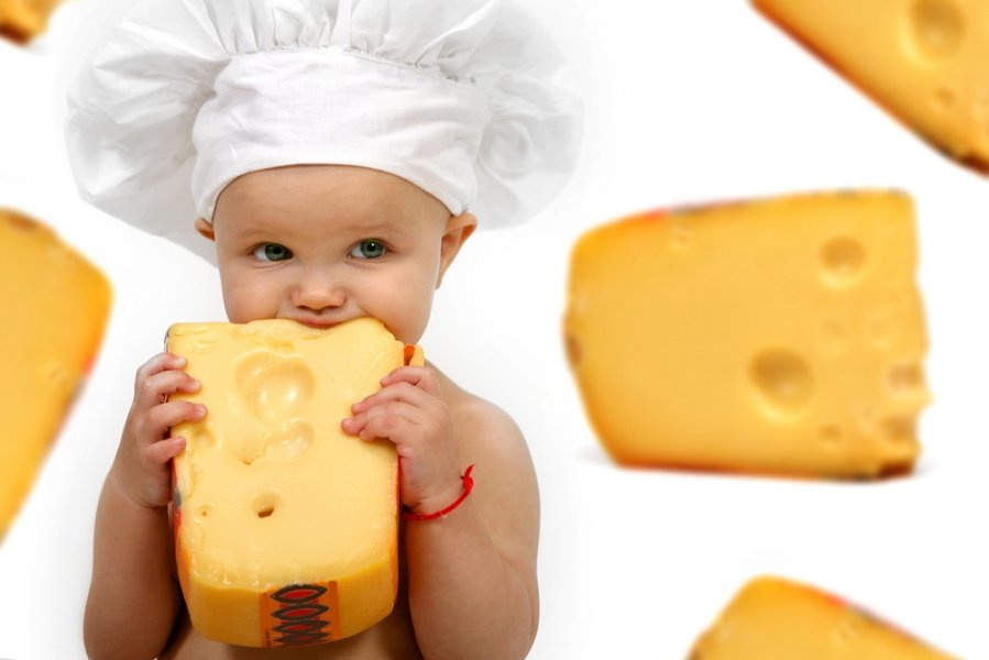 Is Cheese Good for Babies