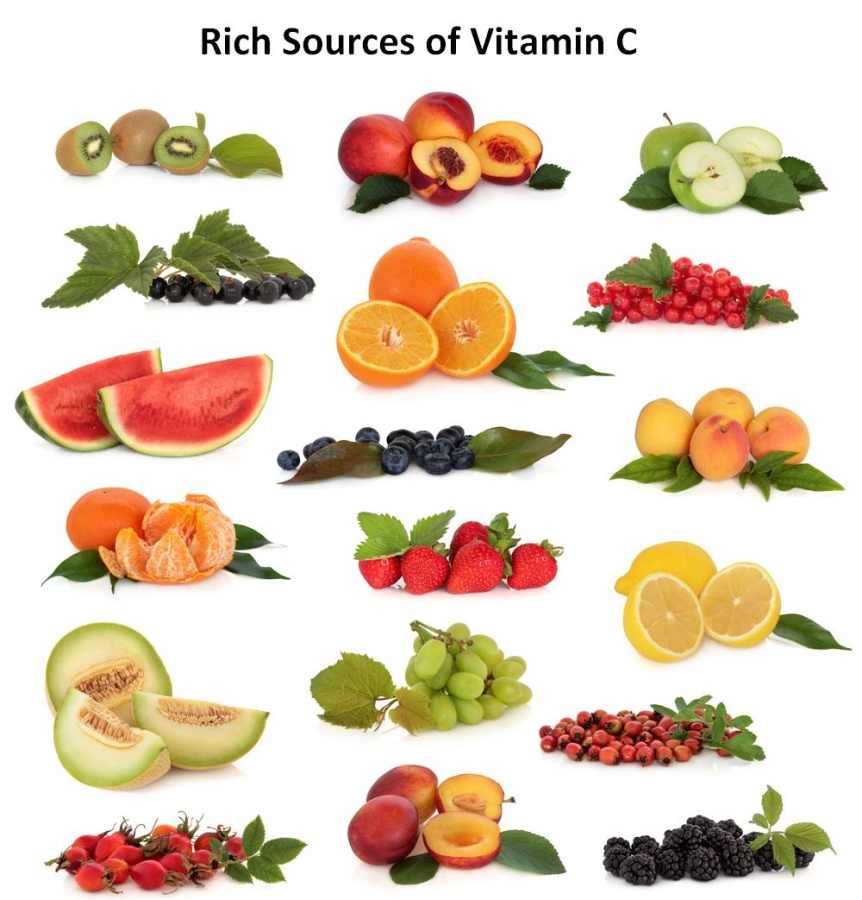 fruit pictures fruits high in vitamin c