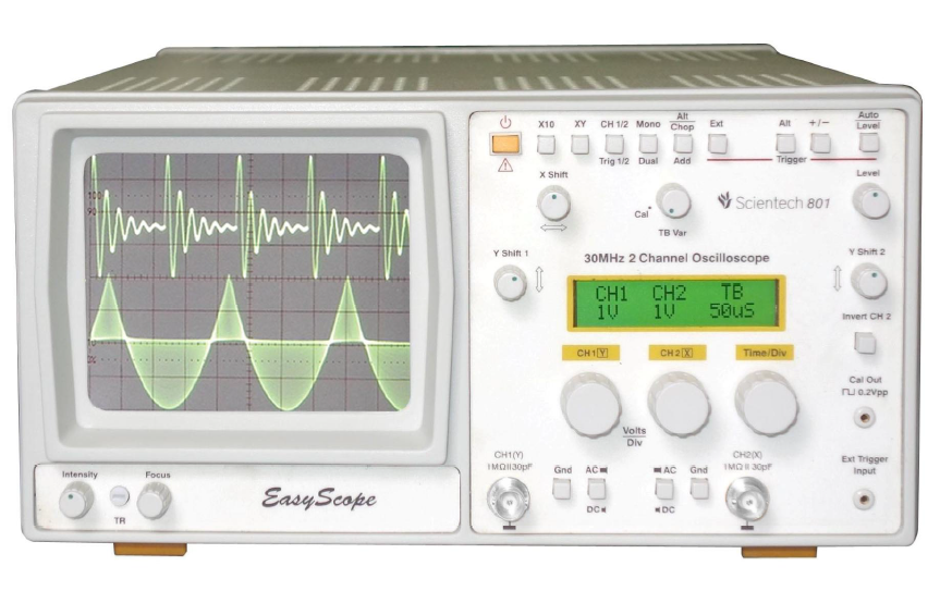 what is a oscilloscope