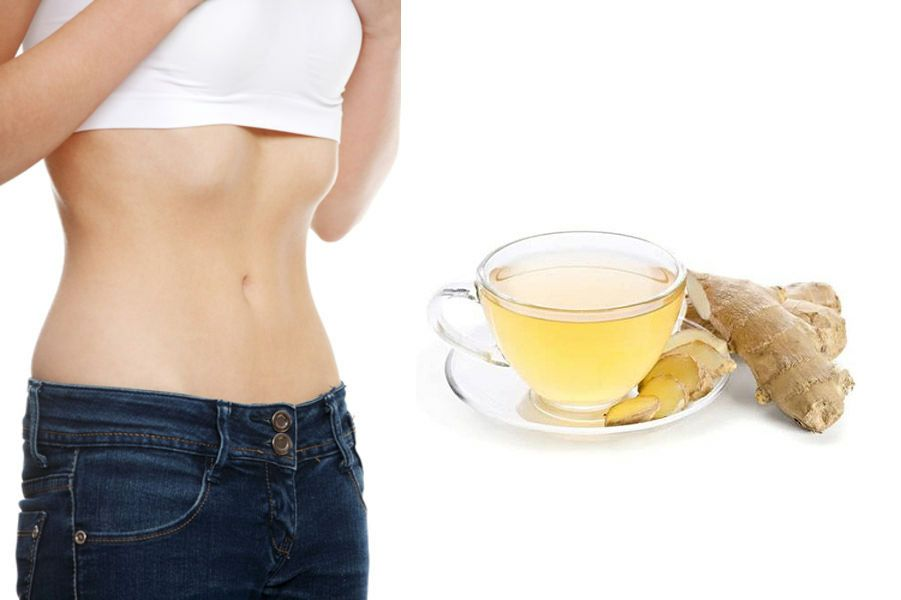 Ginger Tea Benefits for Weight Loss