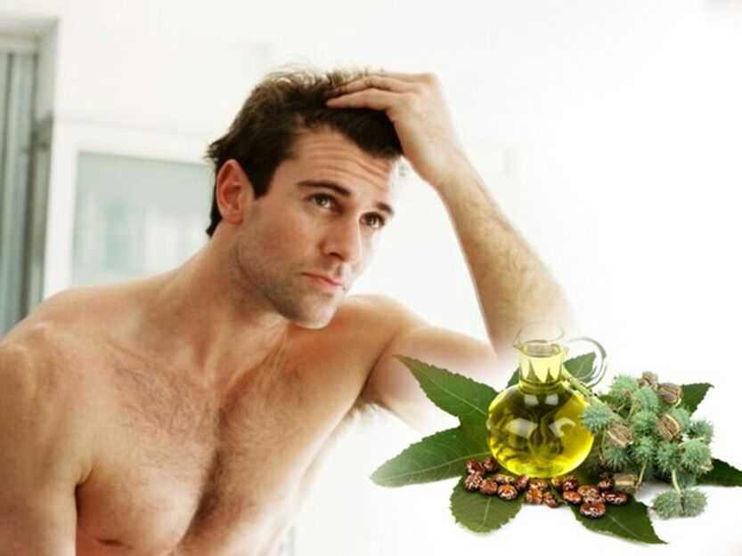 Health Benefits of Castor Oil for Hair Care