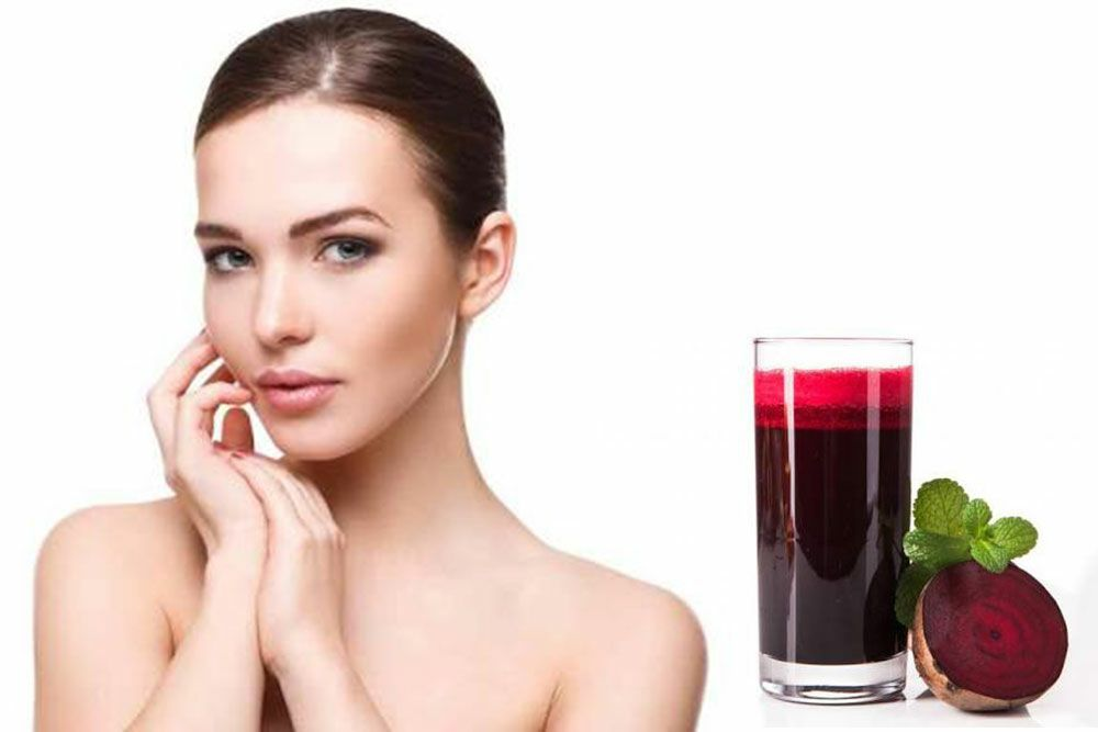Beauty Benefits of Beetroot Juice For Perfect Glowing Skin