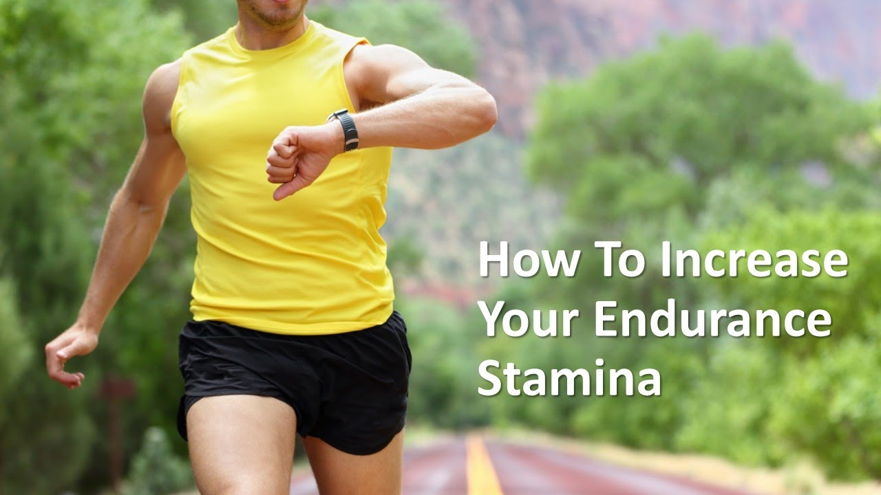 10 Best Foods for Boosting Endurance & Stamina