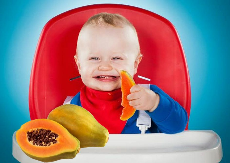 Amazing Health Benefits Of Papaya For Babies