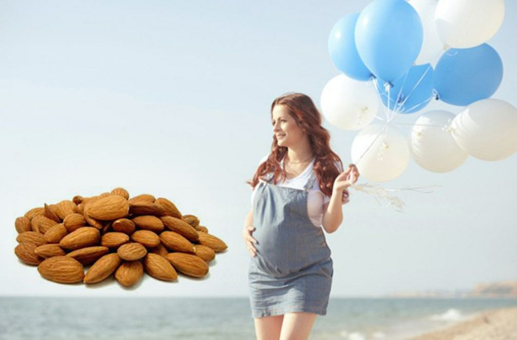 Benefits Of Almonds During Pregnancy