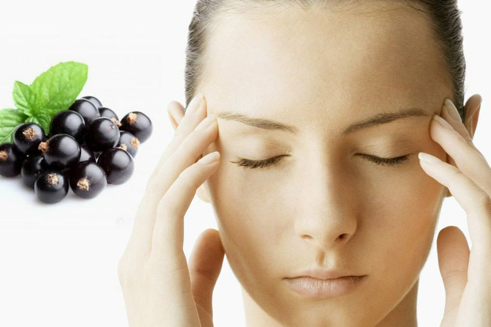BlackCurrant Benefits for Brain