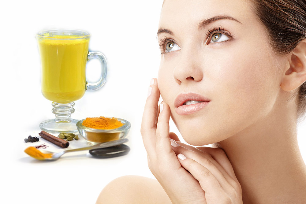 Amazing Benefits of Turmeric Milk for Fair Skin and Health
