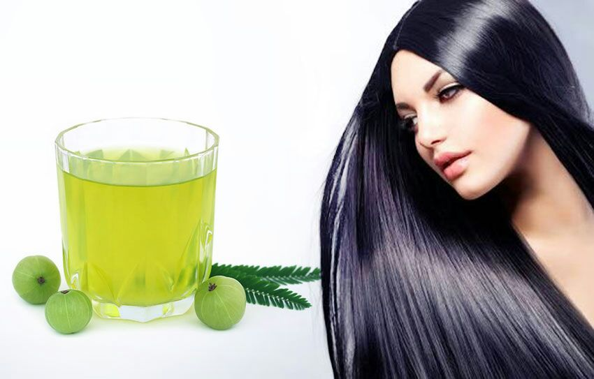 simple home remedies to turn white hair into black