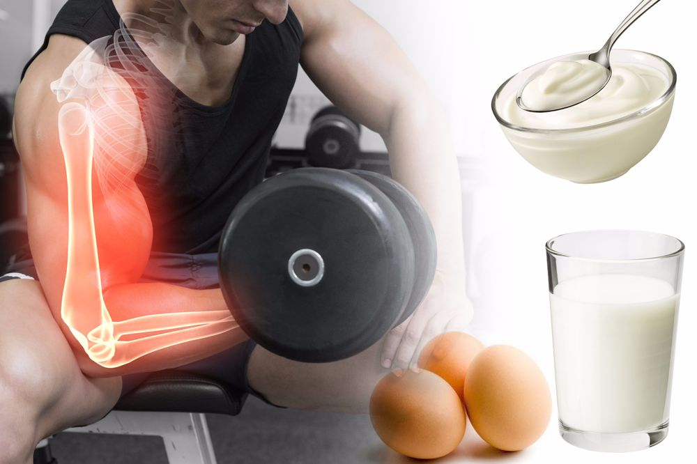 Top 10 Foods for Strong Bones and Muscles