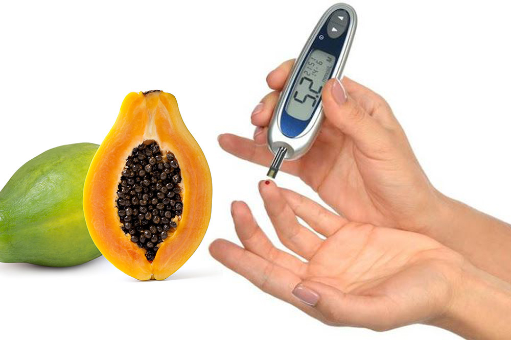 Papaya is good for Diabetics