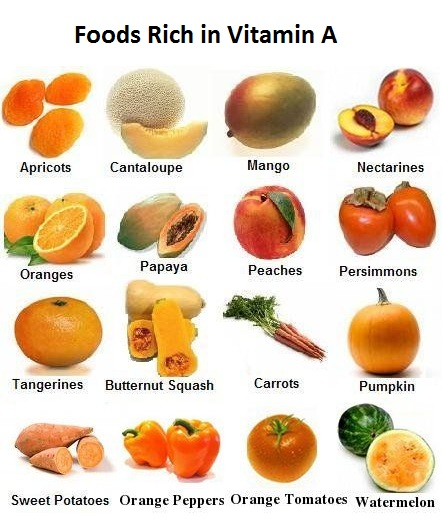 health benefits of vitamin a benefits