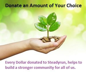 Donate to Steadyrun
